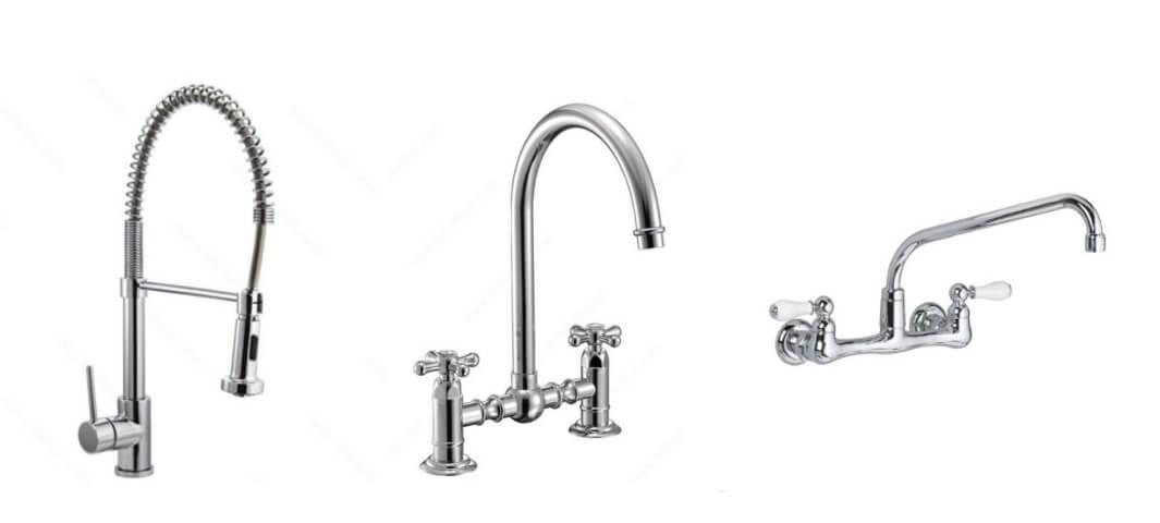 faucet tap fixture types